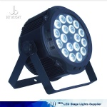 Indoor 18*10/15W led flat par light