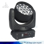 19*12w LED Moving Head wash with zoom