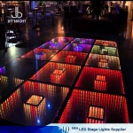3D mirror led dance floor