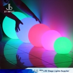 illuminate waterproof floating led ball