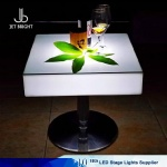 Square led table