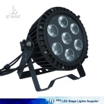 Water proof 7*9/12/15/18W led flat Par Light