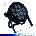 Water proof 12*9/12/15W led flat Par Light