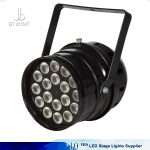 Indoor 18*9/12W barrel led par light